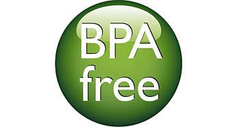 Bu bardak BPA içermeyen malzemelerden üretilmiştir